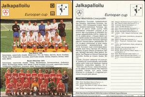 'Europapokal', Finnland, 1977, 10-255