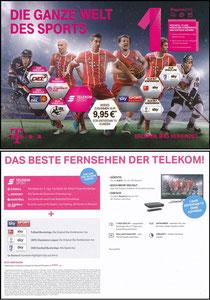 Telekom, 2017, Postkarte