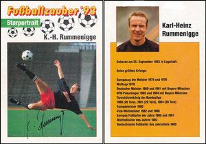 Rummenigge, 1993, Fussballzauber