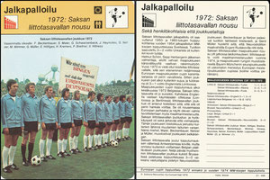 '1972 - West-Deutschland', Finnland, 1978, 21-496