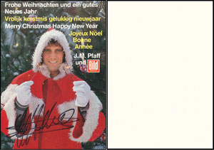 Pfaff, 1987, Bild-Zeitung