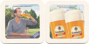 Scholl, 2011, Krombacher, Bierdeckel, Motiv 5