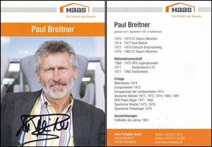 Breitner, 2008, Haas