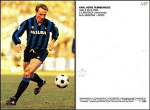 Rummenigge, 1984, Inter Mailand