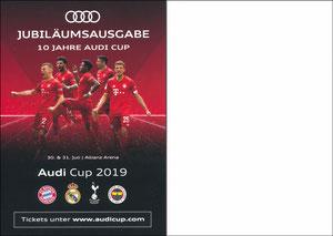 Audi, 2019, '10 Jahre Audi-Cup'