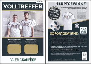 DFB, 2018, Galeria Kaufhof