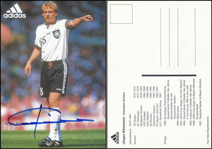 Klinsmann, 1997, Adidas
