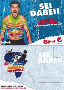 Ballack, 2010, Pepsi 'Bravo-Sport-Team'