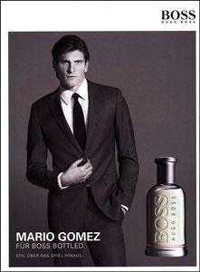 Gomez, 2009, Boss, Zeitungswerbung