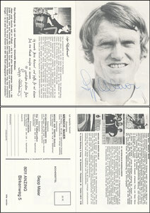 Maier, 1972, Komar Klappkarte