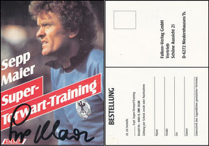 Maier, 1990, 'Super Torwart-Training'