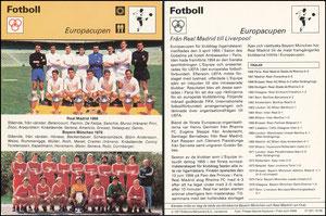 'Europapokal', Schweden, 1977, 47021-10-09