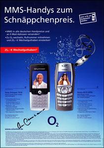 Beckenbauer, 2003, O², Werbeblatt 2