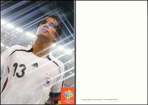 Ballack, 2006, DFB, Fifa-WM 2006