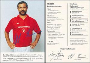 Müller, Gerd, 1989, Bonfinanz