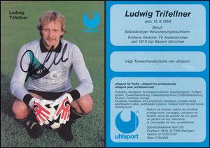 Trifellner, 1982, Uhlsport