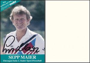 Maier, 1994, Sport Mohr