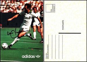 Beckenbauer, 1980, Adidas, Cosmos NY, Dan an SF Norbert