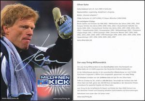 Kahn, 2008, 'Der Millionen-Kick'