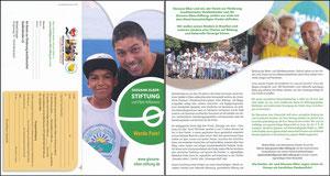 Elber, 2018, 'Giovane-Elber-Stiftung' Motiv 2, Klappfolder