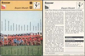 'Bayern München', USA, 1977, 13064 03-02