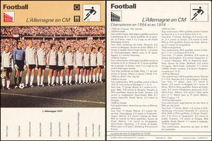 'Deutschland bei WM', Frankreich, 1978, 16285 44-21