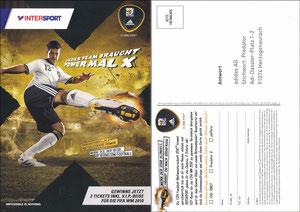 Ballack, 2010, Intersport 'Fifa WM 2010'