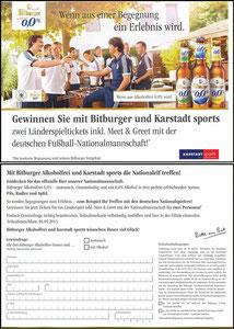 DFB, 2013, Bitburger - KarstadtSport