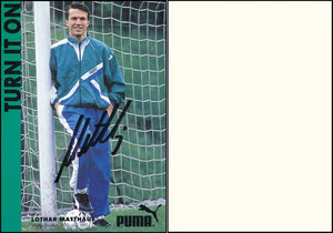 Matthäus, 1992, Puma 'Turn it on'