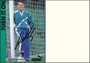 Matthäus, 1992, Puma 'Turn it on'