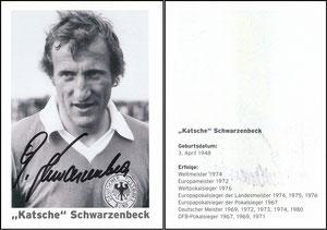Schwarzenbeck, 1990er, Privatkarte 2