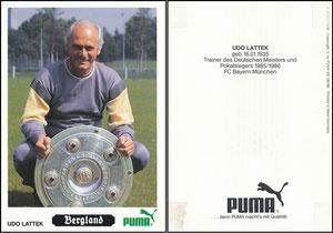 Lattek, 1986, Puma, 'Bergland'