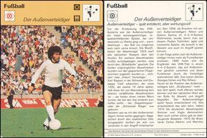 'Der Außenverteidiger', Deutschland, 1978, 17033 37-03