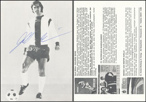 Müller, Gerd, 1972, Komar