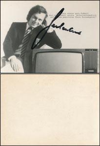 Beckenbauer, 1978, Thorn Fernsehgeräte