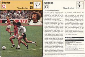'Breitner', USA, 1978, 13064 38-11