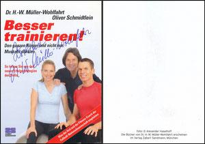 Müller-Wohlfahrt, 2007, 'Besser trainieren'