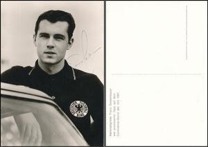Beckenbauer, 1967, IAA '67