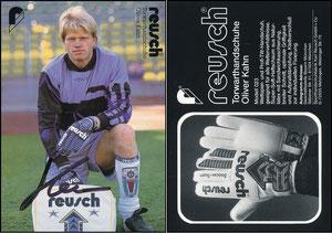 Kahn, 1994, Reusch, rücks. Adresse 'München'