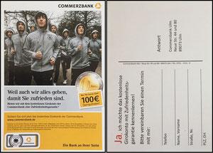 DFB, 2014, Commerzbank, Dank an SF Norbert