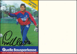 Maier, 1998, Quelle Bausparkasse 'Fussball WM 1998'