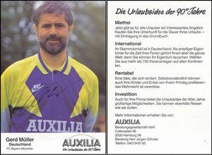 Müller, Gerd, 1990, Auxilia