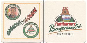 Matthäus, 2004, Bayerwald Brauerei, Bierdeckel