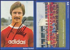Künkel, 2000er, Volksbank Mittelhessen, Privatkarte, Dank an SF Klaus