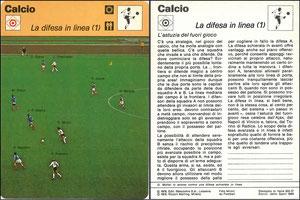 'Abseits', Italien, 1978, 833-37, Dank an SF Hermann