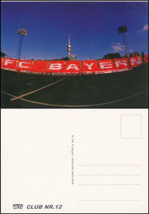Postkarte, 1990er Jahre, 'Club Nr. 12', Motiv 2