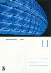 Allianz Arena, 2006, Stadionpostkarte