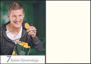 Schweinsteiger, 2011, FunnyFrisch, OHNE Druck-AG