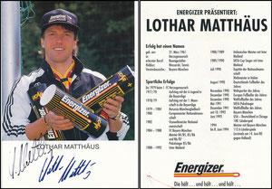 Matthäus, 1994, Energizer