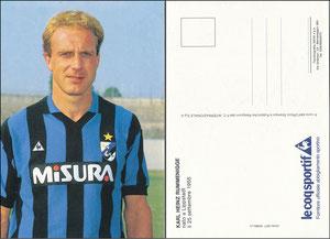 Rummenigge, 1986, Inter Mailand, Karte 2